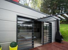 Aleksander Kawiński's Modular Home, photo: courtesy of an architect