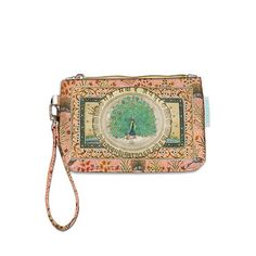 Papaya Starlet Wrist Wallet | Papaya Art Womens Gifts