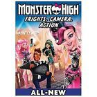Monster High: Frights Camera Action (DVD 2014)
