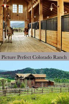 Picture Perfect Colorado Ranch