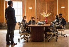 Henri Lubatti as Gaspard Alves, Kristen Connolly as Jamie Campbell, Billy Burke as Mitch Morgan, Nonso Anozie as Abraham Kenyatta, James Wolk as Jackson Oz. Season 1, Episode 3