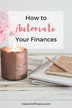 Automating your finances is a great way stick to your financial goals because it allows you to preplan your bills and savings before you get a chance to forget or change your mind about what to pay or what to save, and ultimately build wealth.