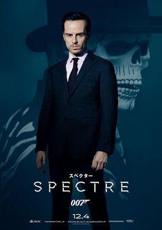 「007 スペクター」を観て、Qとオーベルハウザーのポスターを手に入れよう(画像 14/25) - 映画ナタリー