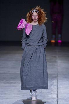 Ashish F/W 2014 #grey #fashion #trends