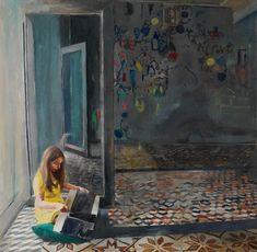 Μαρίνα Στελλάτου Contemporary Art, Painting, Painting Art, Paintings, Painted Canvas, Drawings, Contemporary Artwork, Modern Art