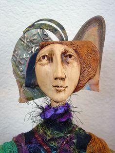 Lisa Renner Ceramic Art Dolls