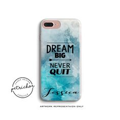 Words Personalize Phone Case - iPhone 7 Case - iPhone 7 Plus Case - iPhone 6 Case - iPhone 8 Case - iPhone X Case - iPhone 8 Plus Case by PetrichorCases on Etsy Iphone 8 Plus, Iphone 7, Iphone Cases, Personalized Phone Cases, Design Case, Etsy, I Phone Cases, Iphone Case