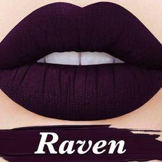 LimeCrime Raven Velvetine