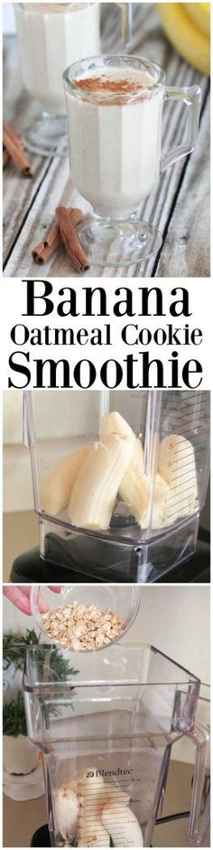 Banana Oatmeal Cooki  Banana Oatmeal Cookie Smoothie - Picky Palate  #WelcomeToToddlerhood   #spon  https://www.pinterest.com/pin/11188699053393428/   Also check out: http://kombuchaguru.com