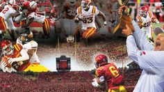 AMES, Iowa - Looking for the perfect gift for your favorite Cyclone this season? Check out this commemorative print from Community State Bank. Isu Football, Iowa State Football, Iowa State Cyclones, Nebraska, Athlete, University, Community, In This Moment, Basement Ideas