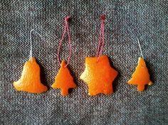 narancshéj sütiszaggatóval formázva