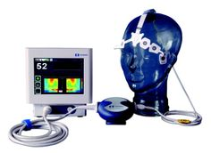 The Bispectral Index System (BIS) for monitoring Perioperative patient's anesthesia levels by Covidien.  Photo curtesy: http://solutionscontent.covidien.com/uploads/12/12006-14PM0041a_BRC_BISAnesthesiaOptimization_TIVAProcedures-1399668114.pdf