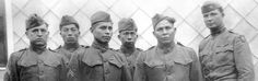 The Original Choctaw WW1 Code Talkers
