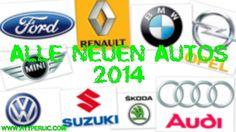 Eine Übersicht der Auto-Neuheiten 2014: Mercedes, Audi, BMW, Skoda, Suzuki, MINI,.. Wir haben die Auto-Neuheiten 2014 nach Monaten sortiert.