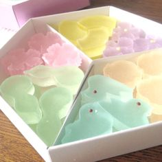 ❤ Kawaii Box ❤ The Cutest Subscription Box ❤ Chinese Candy, Japanese Candy, Japanese Sweets, Japanese Food, Japanese Wagashi, Japanese Pastries, Jelly Cookies, Shortbread Cookies, Food Wallpaper