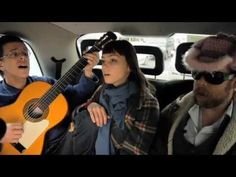 Bonnie Billy playing in a cab, so good.