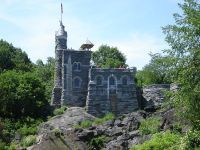 Central Park Monuments - Belvedere Tower : NYC Parks