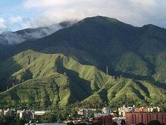 Nuestro espectacular Cerro El Avila, Caracas, Venezuela.