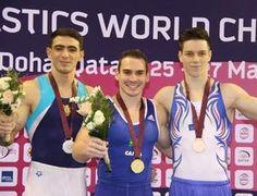 Blog Esportivo do Suíço:  Arthur Zanetti conquista o ouro na Copa do Mundo de Doha