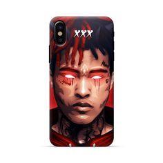 Custom iPhone X Case. Varin · xxtentation