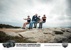 Australian Frontline Machinery: Rear park assist