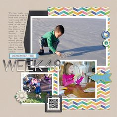 Daily Life Week 48 {right} Daily Life Templates 12 by Scrapping with Liz Must Watch Templates by Scrapping with Liz Kraft Paper Pack by Etc. by Danyale Best Place to Be by Juno Designs