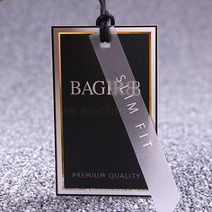 Sinicline Boutique Clothing Tags_Garment hangtags Pvc labels Woven Labels Fabric Labels-Sinicline