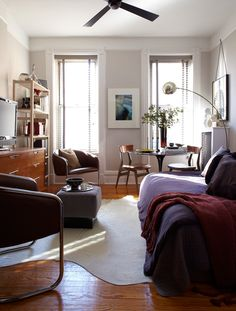 Kevin Dumais' tiny apartment - desire to inspire - desiretoinspire.net