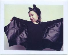 kid bat costume!