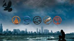The Factions- Divergent