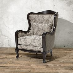 FOYER - Catania Upholstered Chair in Pau Topaz and Team Mineral SKU: 30523CABPT Available at the end of September $2,599.00 SALE $1,799.00