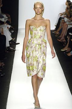 Oscar de la Renta | Spring 2006 Ready-to-Wear Collection | Style.com