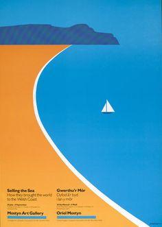 Tom Eckersley - British Poster art