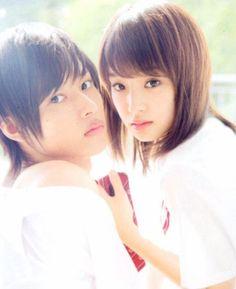 "Kento Yamazaki x Ayame Goriki, J live-action Movie of manga ""L<3DK"", 2014…"