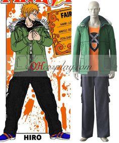 Fairy Tail Loke Loki Cosplay Costume