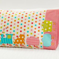 Michael Miller Fabrics  I want to do this! American Patchwork & Quilting 1 Million Pillowcase challenge.  Who will join me?