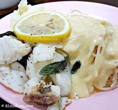 Lemon Butter Sage Fish in Parchment Paper Lemon Butter, Parchment Paper, Family Life, Sage, Singapore, Parenting, Fish, Baking, Breakfast
