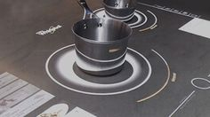 It is an amazing product for your I like the technology by Whirlpool. The interactive cooktop combines the cooking process with social media interactions, fusing them into one flexible user experience. Küchen Design, House Design, Interior Design, Interior Ideas, Interactive Installation, Smart Kitchen, What To Cook, Inspired Homes, Kitchen Countertops
