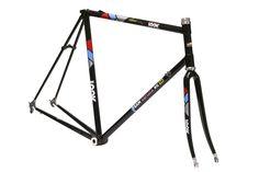 LOOK – Team Replica – KG 96 – vintage carbon kevlar frame   2VELO