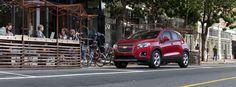 2015 Trax: Small SUV - Compact SUV | Chevrolet