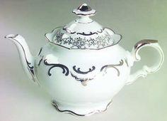 Bavarian Crest Romance Tea Pot - this one or the other one