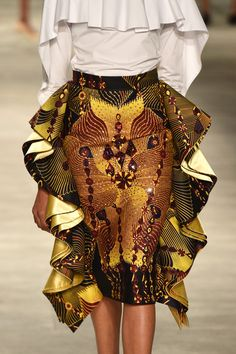 All Things Ankara: Fashion Events: David Tlale Spring/Summer 2015 Collection at Mercedes-Benz Fashion Week New York  ~African fashion, Ankara, kitenge, African women dresses, African prints, African men's fashion, Nigerian style, Ghanaian fashion ~DKK