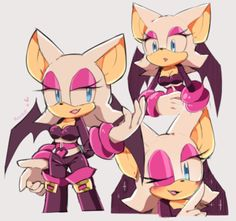 See more 'Sonic the Hedgehog' images on Know Your Meme! Sonic The Hedgehog, Shadow The Hedgehog, Sonic And Amy, Sonic And Shadow, Shadow And Rouge, Rouge The Bat, Game Sonic, Sonic Mania, Art Through The Ages