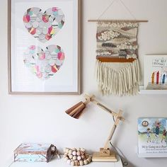 One of the first HeyLittleWeave pieces hanging in my adorable nieces room.  by her talented Mumma @mylittles.a.f  #repost #weave #wallhanging #kidsinteriors #homedecor #kidsroom #heylittleweave #weavingaustralia #earlypiece #niece