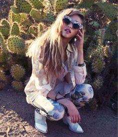 floral sunglasses...