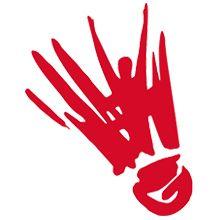 Badminton Club, Badminton Logo, Badminton T Shirts, Sports Art, Apparel Design, Logos, Olympics, Decoupage, Illustrator