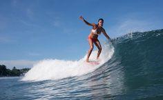 Siren® Surf (& SUP!) Adventures Costa Rica Surf Camp via SirenSirenSiren.com #surfing #SUP