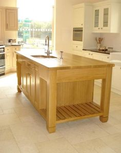 Solid Wood Ash Inframe Kitchen  Galley Kitchen And Stuff For Fair Ash Kitchen Cabinets Decorating Inspiration