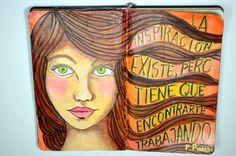 Página de art journal: inspiración | El Rincon de Fri-Fri