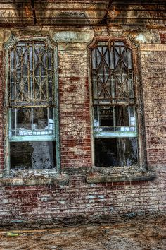 Hudson River State Hospital.... it must have been beautiful....